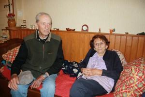 Mireille et Robert - La doyenne et le doyen