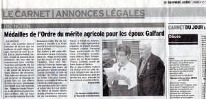 Journal Le Dauphiné