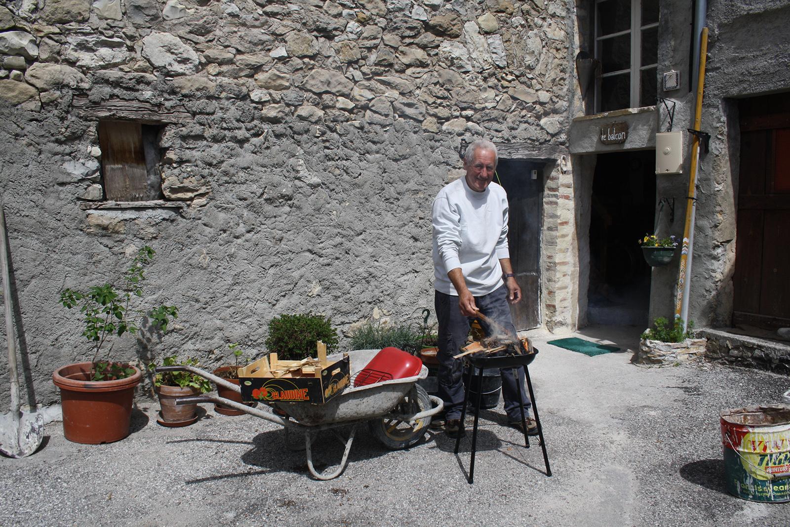 Le_barbecue